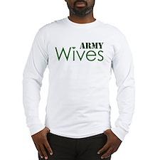 Army Wives Diamond Long Sleeve T-Shirt