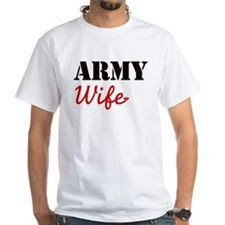 Cute Army Wife Shirt