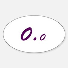 Purple Zero Point Zero Decal