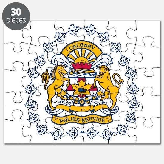 CPS logo Puzzle