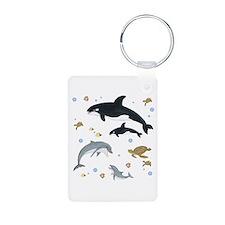 Ocean Animal Keychains