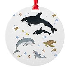 Ocean Animal Ornament