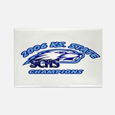 2006 4A State Champions Rectangle Magnet (10 pack)