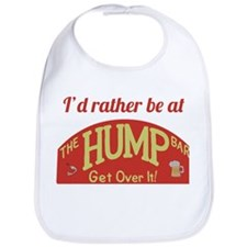 Id rather be at The Hump Bar Bib
