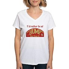 Id rather be at The Hump Bar Shirt