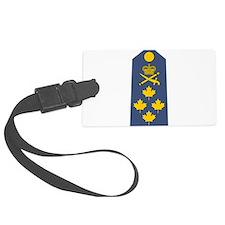 RCAF General rank insignia Luggage Tag