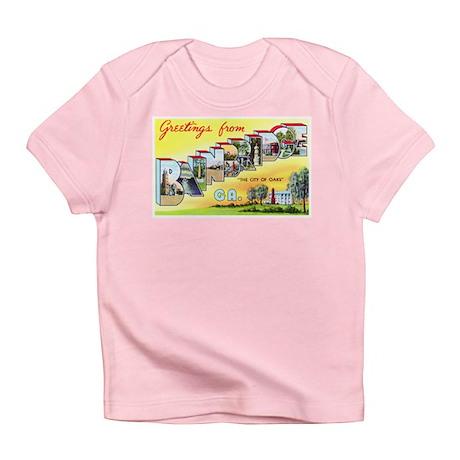 Bainbridge Georgia Greetings Infant T-Shirt