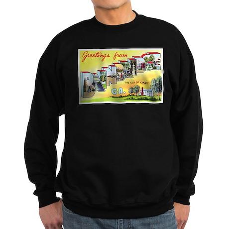 Bainbridge Georgia Greetings Sweatshirt (dark)