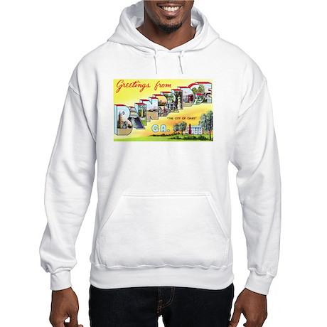 Bainbridge Georgia Greetings Hooded Sweatshirt