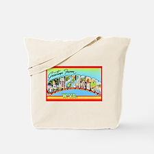 Charleston West Virginia Tote Bag