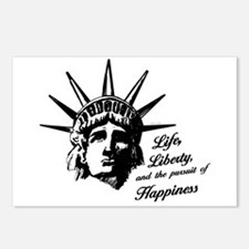 Pursuit of Happiness Postcards (8)
