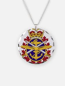 CF emblem Necklace