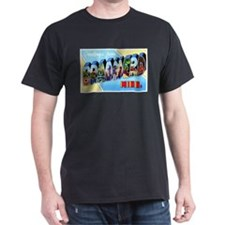 Brainerd Minnesota Greetings T-Shirt