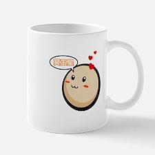 PLUTO IS LOVE Mug
