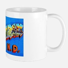 Bismarck North Dakota Greetings Mug