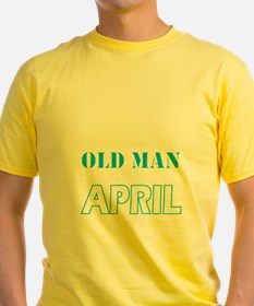 Never Underestimate An Old Man Was Born In T-Shirt