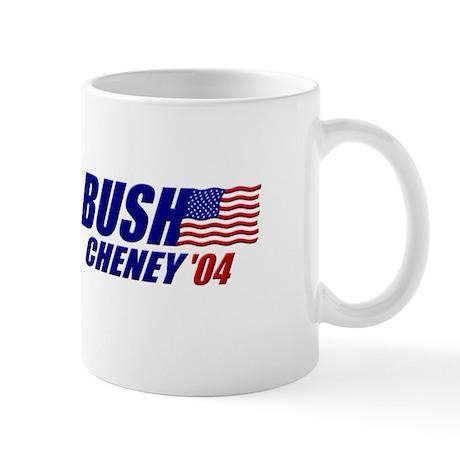 Bush-Cheney 04 Mug