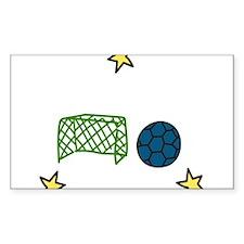 Soccer Sport Decal