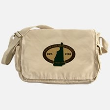 New Hampshire Est 1820 Messenger Bag