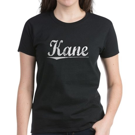 Kane, Vintage Women's Dark T-Shirt