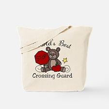 Crossing Guard Tote Bag
