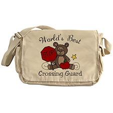 Crossing Guard Messenger Bag