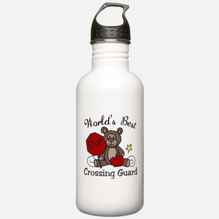 Crossing Guard Water Bottle