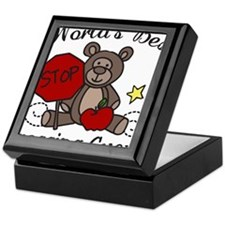 Crossing Guard Keepsake Box