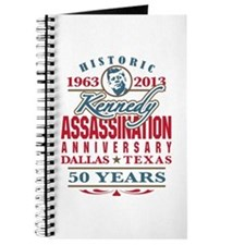 Kennedy Assassination Anniversary 2013 Journal