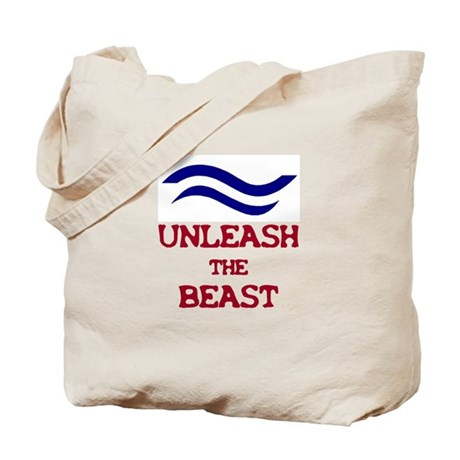 Release the F-inn Beast Tote Bag