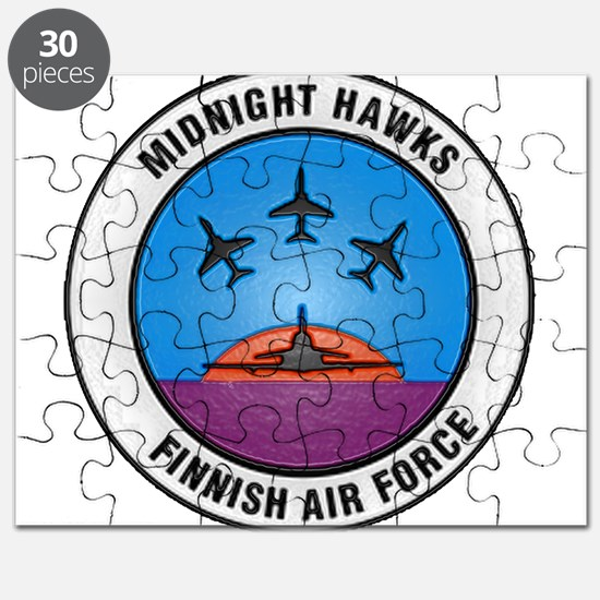 Midnigh Hawks patch Puzzle