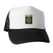 Oklahoma State Seal (B) Trucker Hat