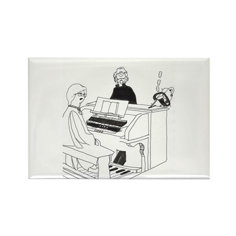 Organ Inklings Rectangle Magnet (10 pack)