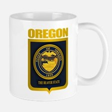 Oregon State Seal (B) Mug