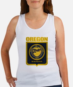 Oregon State Seal (B) Women's Tank Top