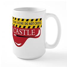 Castle Crime Scene Mug
