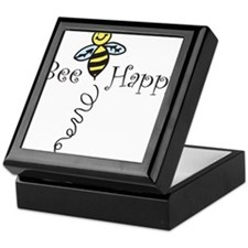 Bee Happy Keepsake Box