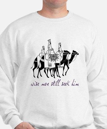 Wise Men Still Seek Him Sweater