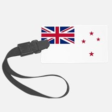 Naval Ensign of NZ Luggage Tag