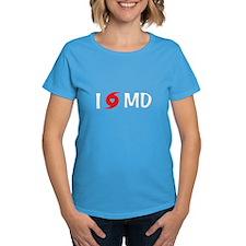 I LOVE MD Tee