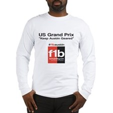F!B USGP Long Sleeve T-Shirt
