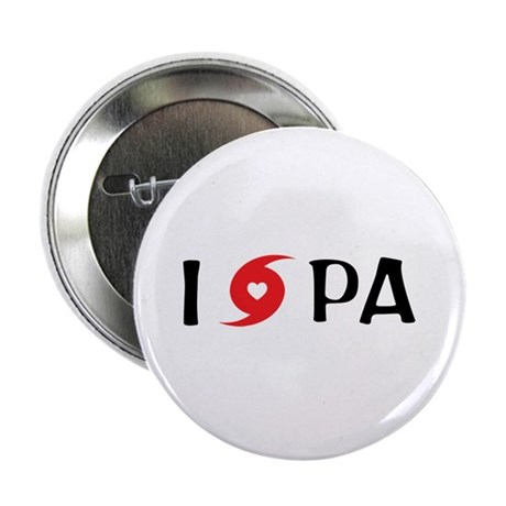 "I LOVE PA 2.25"" Button"