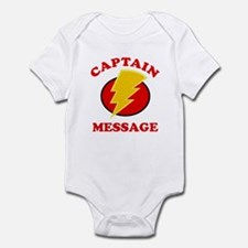 Personalized Super Hero Onesie