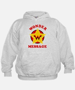 Personalized Female Superhero Hoodie