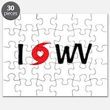 I LOVE WV Puzzle