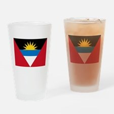 Antigua and Barbuda - National Flag - Current Drin