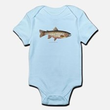 Colorado River Cutthroat Trout Onesie