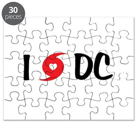 I LOVE DC Puzzle