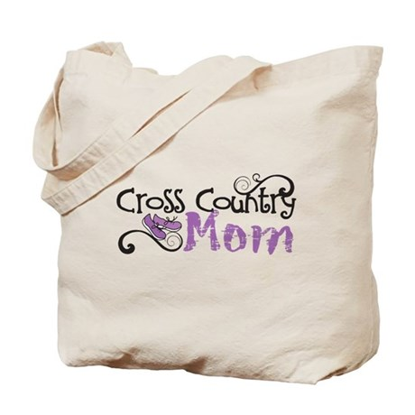 Cross Country Mom Tote Bag