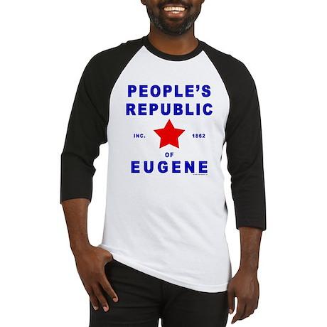 People's Republic of Eugene Baseball Jersey